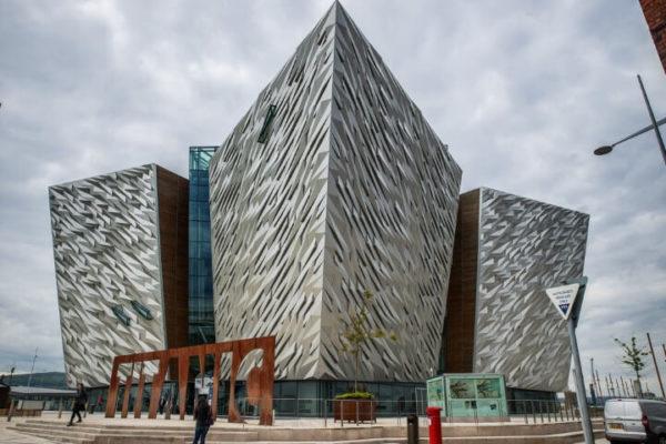 Visitare Belfast
